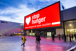 Stop Hunger Donors' Evening of March 13, 2018: against hunger, the paths of change passes through the voices of women.