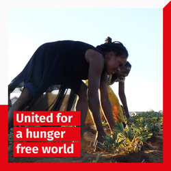 "Stop Hunger brings together partners and donors for a new special event ""United for a Hunger Free World,"" airing March 11, 2021 at 7PM"